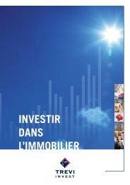 Consulter notre brochure Investir dans l'immobilier - Trevi