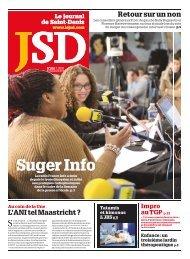 JSD 952 - Le Journal de Saint-Denis