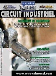 continuité - Magazine MCI