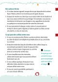 TRAVAILLER A MOINDRE RISQUE - APDES - Page 5