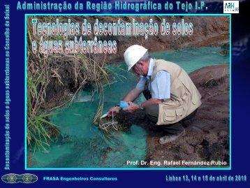 Tecnologias de descontaminação de solos e águas subterrâneas