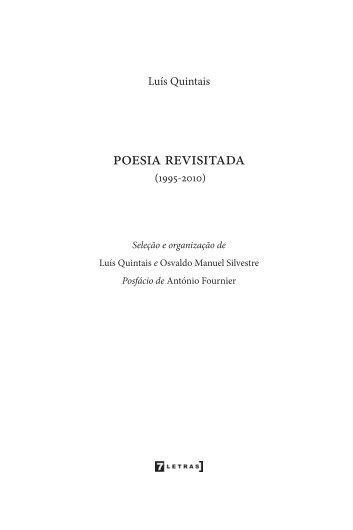 poesia revisitada - Livraria Martins Fontes