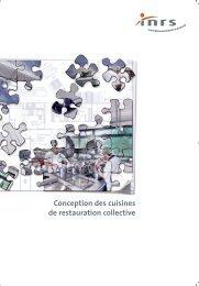 Conception des cuisines de restaurants collectifs - centre ...