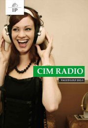 CIM RADIO - IP
