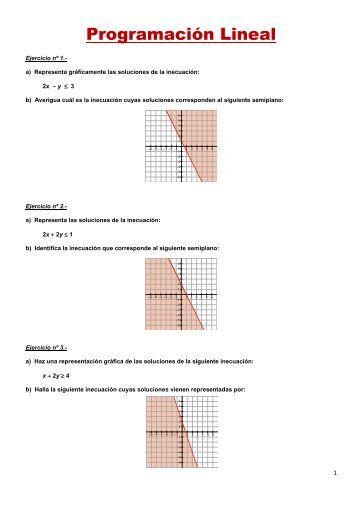 Programación Lineal - Amolasmates