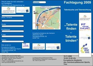 Talente finden - Talente binden - Europäische Akademie des ...