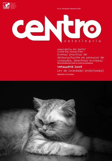 agenesia palpebral en el centro de tratamiento farmacológico del gato
