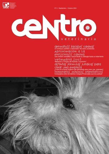 dermatosis faciales caninas - AMVAC