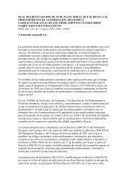 REAL DECRETO 1246/2008, DE 18 DE JULIO, POR EL ... - AMVAC
