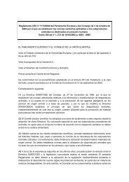 Reglamento (CE) n° 1774/2002 del Parlamento Europeo y ... - ATHISA