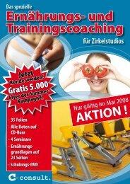 Ernährungs - SKD Sport Konzepte Deutschland GmbH