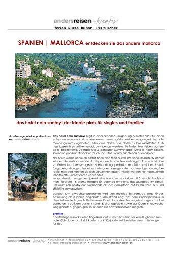 2009_Spanien, Mallorca: Individualurlaub (Y1) - andersreisen ...