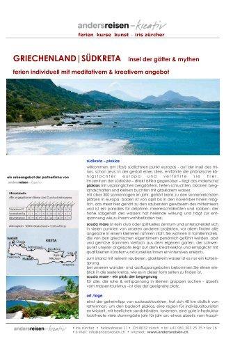 2009_Griechenland, Kreta, Plakias: Individualurlaub (U1)
