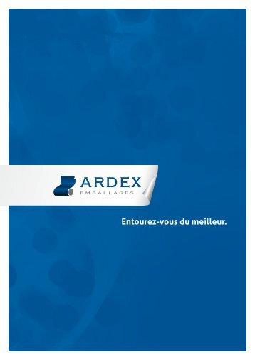 Téléchargez - ARDEX emballages