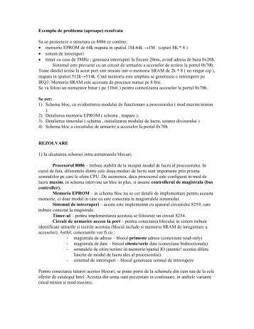 Exemplu de problema rezolvata [pdf] - Andrei