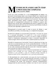 Metode de planificare [pdf] - Andrei