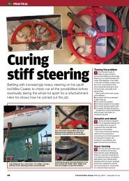 Stiff Steering - Sail Jolly Swagman