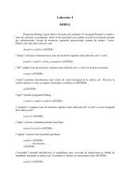 Laborator 4: Debug [pdf] - Andrei