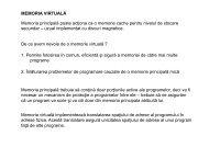 Curs 5 - Memoria virtuală [pdf] - Andrei