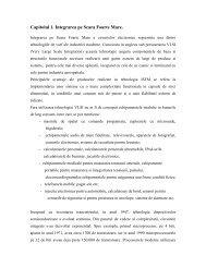 Curs 1 - Integrarea pe scară foarte mare [pdf - Andrei