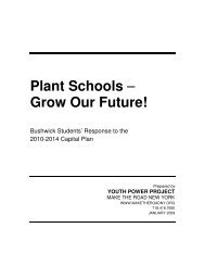 Plant Schools – Grow Our Future! - Annenberg Institute for School ...
