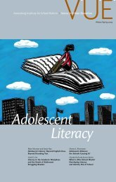 Download issue as PDF - Voices in Urban Education - Annenberg ...