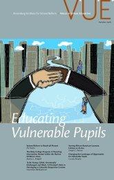 VUE 12 full issue - Annenberg Institute for School Reform