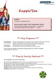 Kappl/See *** Day Programs - Tiscover