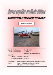 Télécharger le rapport public BEAD-air-S-2003-019-I