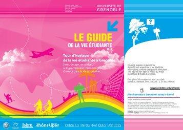 Être étudiant à Grenoble