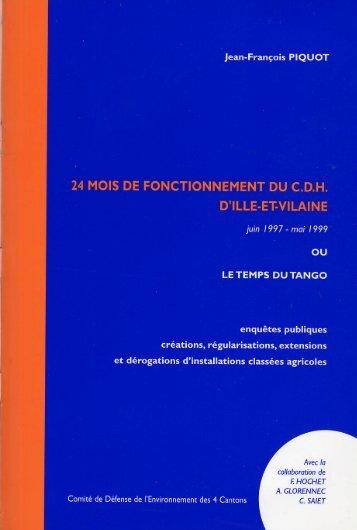 TANGO avec page de titre - Eau et rivières de Bretagne