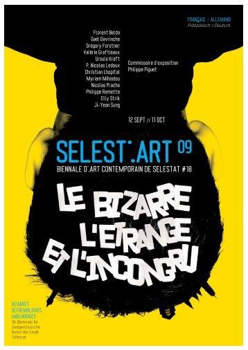 biennale d'.art contemporain de selestat #18 - Ville de Sélestat
