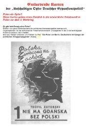Polnische und Tschechische Propagandakarten aus der Zeit ...