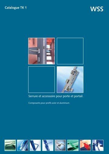Téléchargement du catalogue complet (22 MB) - WSS