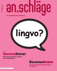 März 2010 (PDF) - an.schläge