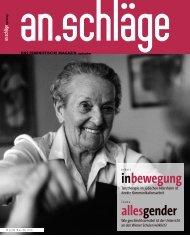 September 2005 (PDF) - an.schläge