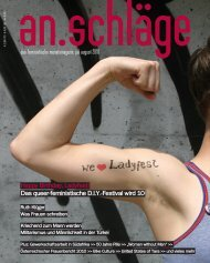 Juli/August 2010 (PDF) - an.schläge