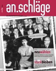 November 2002 (PDF) - an.schläge