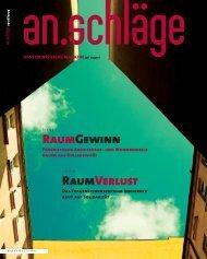 Juli/August 2009 (PDF) - An.schläge