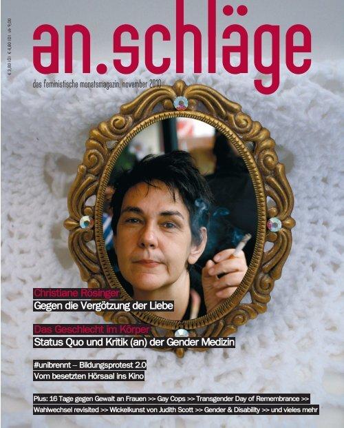 November 2010 (PDF) - an.schläge