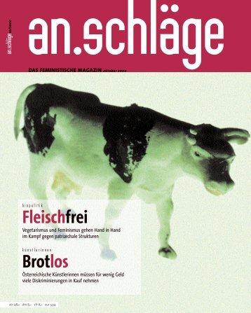 Oktober 2000 (PDF) - an.schläge