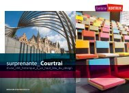 Brochure d'inspiration - Stad Kortrijk