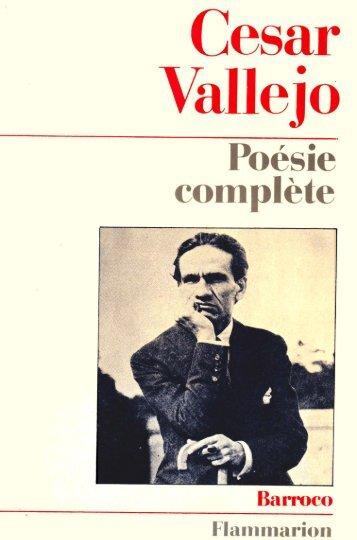 Poesía completa: Los heraldos negros; Trilce; Poemas ... - Biblioteca