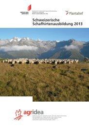 Moutonnier - 2013- DE.indd - Herdenschutz