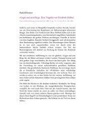 «Gyges und sein Ring»: Eine Tragödie von Friedrich Hebbel