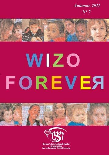 WIZO FOREVER C1 p1.qxd