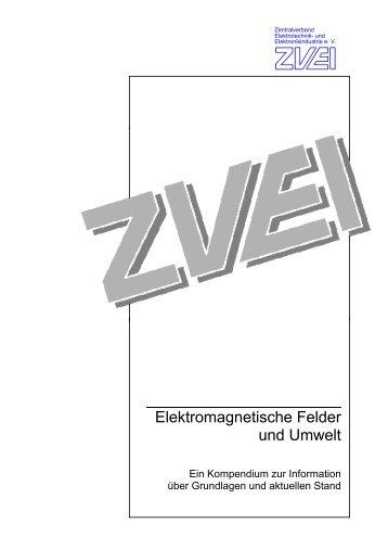 Elektromagnetische Felder und Umwelt