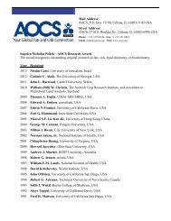 Supelco/Nicholas Pelick—AOCS Research Award - staging.files ...