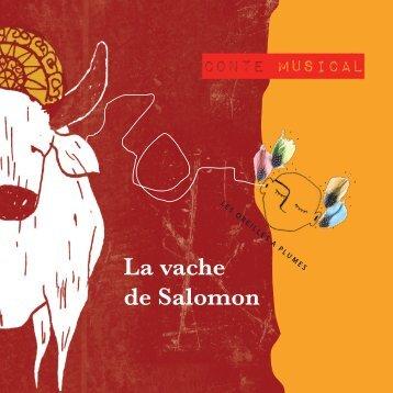 La vache de Salomon - Mam'Sika
