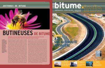 chantiers - Bitume.info